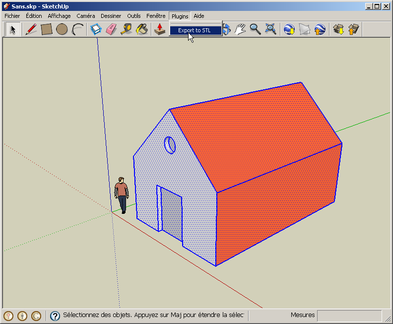 Import google sketchup models for How to import stl into sketchup